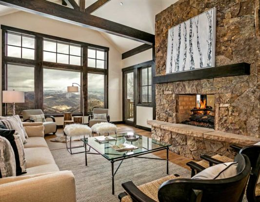mountain home staging job