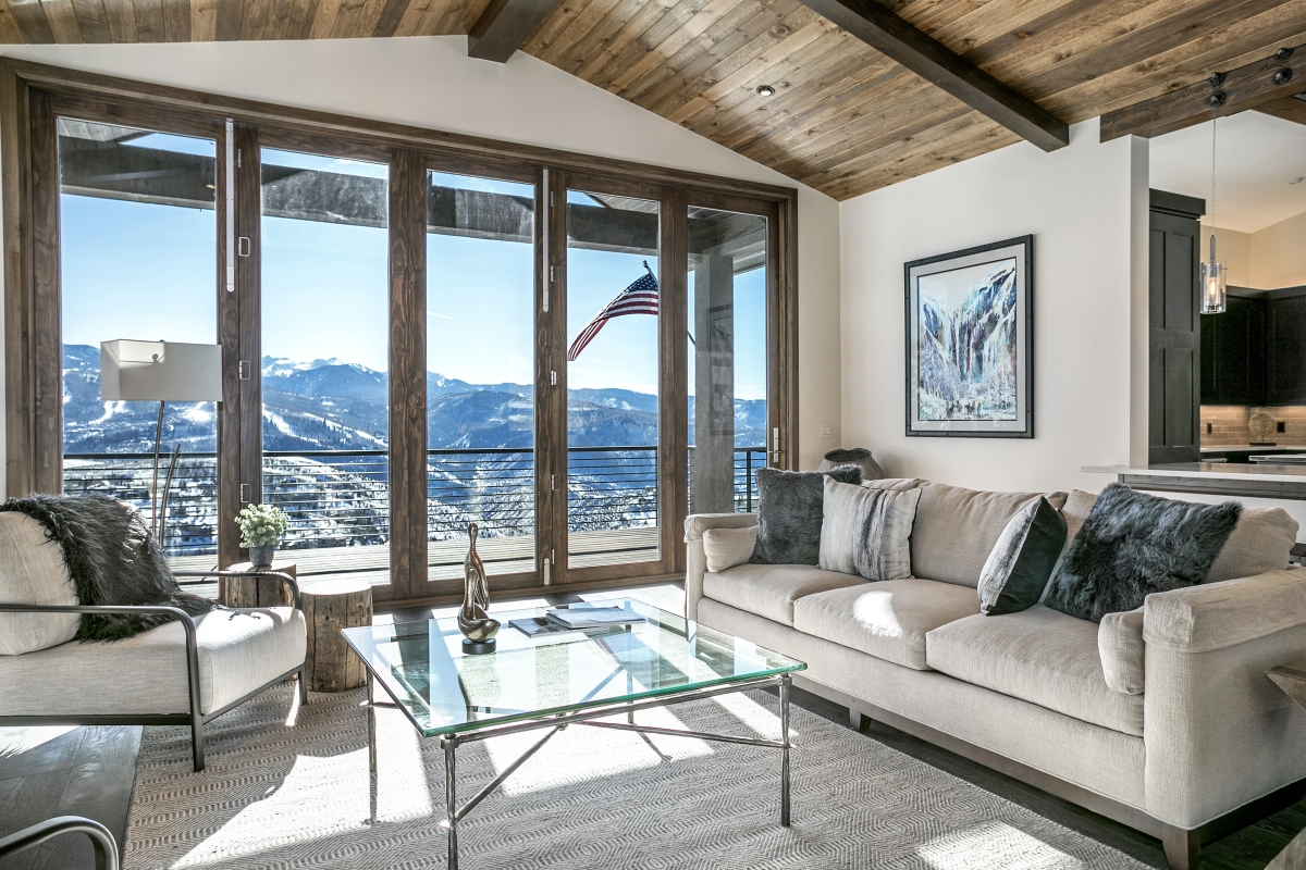 home staging by the home outpost in avon colorado